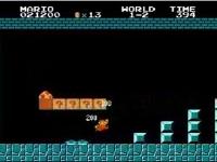 スーパーマリオブラザーズ Bボタン未使用でノンストップクリア7分2秒