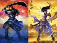 中国人が三國無双のキャラを女体化させてみた
