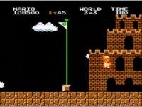 スーパーマリオブラザーズ 地面の下からポール超え&マリオが歩き続けるバグ