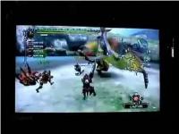 【TGS2008】モンスターハンター3 プレイ動画【MH3】