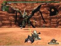 【MHF】モンスターハンターフロンティア 新モンスター「舞雷竜ベルキュロス」 討伐動画