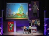 【E3】NewスーパーマリオブラザーズWii ゲームプレイ動画