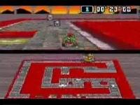 スーパーマリオカート クッパ城2 世界最速記録1分38秒30