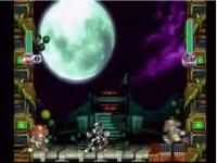 ロックマンX4 初期状態のゼロでスプリットマシュラームを条件付きで撃破