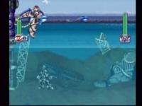ロックマンX4 初期状態のゼロでジェット・スティングレンを条件付きで撃破 / ロックマン系動画