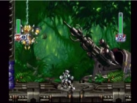 ロックマンX4 初期状態のゼロでウェブ・スパイダスを条件付き撃破 / ロックマン系動画