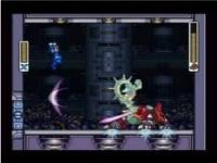 ロックマンX3の動画