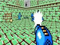 ペーパーロックマン「Mega Man 2.5D」 プレイ動画