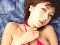黒のランジェリーがめっちゃエロいあきちゃんのPV[芸能/お宝]