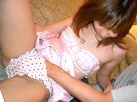 美乳お姉さんがねっとり前戯でアソコはびしょ濡れ♪[芸能/お宝]