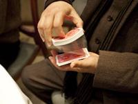 カードマジック世界王者ヘンリー・エバンスの奇跡の技[芸能/お宝]