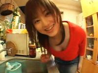 人気AV女優「吉沢明歩」さんの自宅内部映像