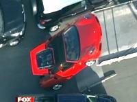 フェラーリを落としちゃったトレーラーのとても悲しい映像w