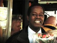 バス運転手の誕生日に物凄いサプライズ♪