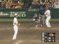 たったの9球で三者連続三振、藤川球児による神動画