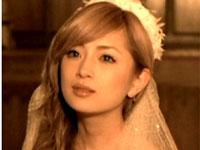 浜崎あゆみ メイキングビデオでパンティが見えぱなっし♪
