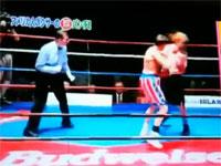 アメリカボクシング史に残る必殺パンチ(トップロープカウンター)