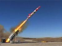 軍事動画。ステルスミサイルの発射、超低空巡航、命中精度のテスト映像。
