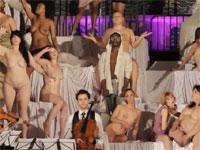 YouTubeにフルチン&フルパイwww全裸のオペラが凄すぎ