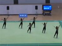 とても人間業とは思えない! 日本の大学生が演じた新体操が世界で大絶賛
