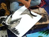 これは買いたくなっちゃう。ミャンマーのストリートアーティストが凄い。