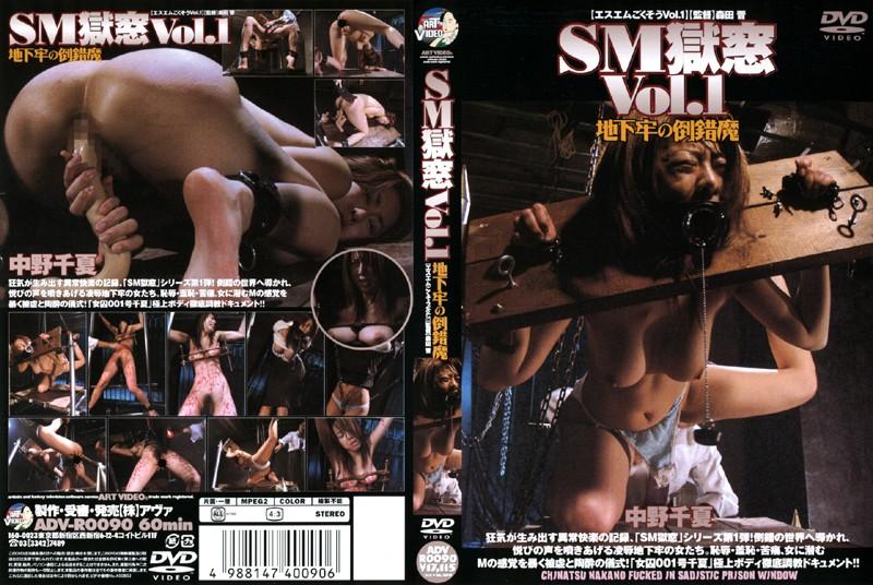 中野千夏:SM獄窓 Vol.1 中野千夏