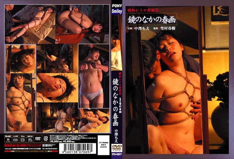 中澤もえ:昭和レトロ夜話 5 鏡の中の春画 中澤もえ(中澤萌)